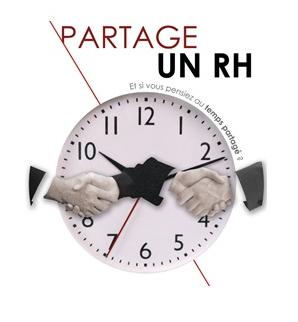 visuel Partage un RH