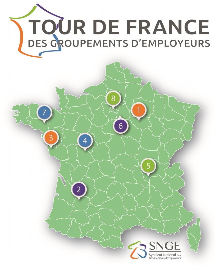Carte Tour de France des GE_2016_SNGE_Twitter