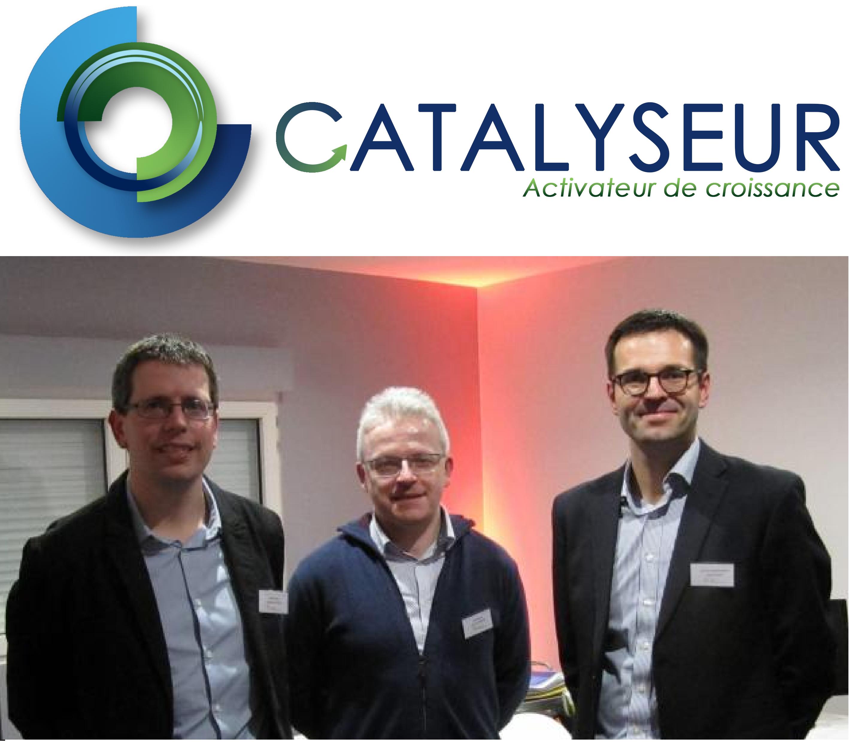 Catalyseur Carpoiquet Caen